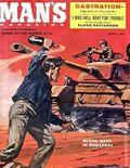 Man's Magazine (1952-1976) Vol. 5 #4