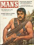 Man's Magazine (1952-1976) Vol. 6 #5