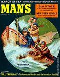 Man's Magazine (1952-1976) Vol. 8 #2