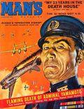 Man's Magazine (1952-1976) Vol. 9 #1