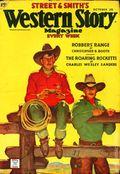 Western Story Magazine (1919-1949 Street & Smith) Pulp 1st Series Vol. 134 #1