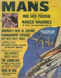 Man's Magazine (1952-1976) Vol. 10 #3