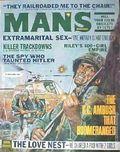 Man's Magazine (1952-1976) Vol. 16 #2