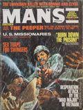Man's Magazine (1952-1976) Vol. 16 #10