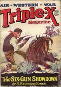 Triple-X (1924-1936 Fawcett) Pulp Vol. 9 #51