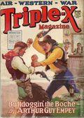 Triple-X (1924-1936 Fawcett) Pulp Vol. 9 #52
