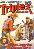 Triple-X (1924-1936 Fawcett) Pulp Vol. 9 #53