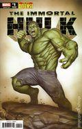 Immortal Hulk: The Best Defense (2018) 1C