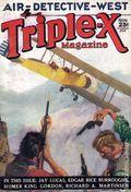 Triple-X (1924-1936 Fawcett) Pulp Vol. 11 #66