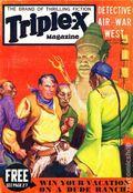 Triple-X (1924-1936 Fawcett) Pulp Vol. 12 #72