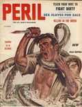 Man's Peril (1956 Periodical Packagers) Vol. 1 #1