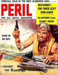 Man's Peril (1956 Periodical Packagers) Vol. 2 #2