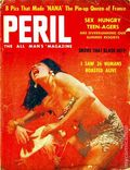 Man's Peril (1956 Periodical Packagers) Vol. 2 #5