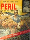Man's Peril (1956 Periodical Packagers) Vol. 3 #4