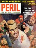 Man's Peril (1956 Periodical Packagers) Vol. 4 #3