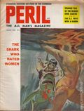 Man's Peril (1956 Periodical Packagers) Vol. 4 #4