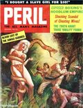 Man's Peril (1956 Periodical Packagers) Vol. 4 #6
