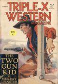 Triple-X (1924-1936 Fawcett) Pulp Vol. 15 #86