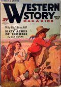 Western Story Magazine (1919-1949 Street & Smith) Pulp 1st Series Vol. 145 #4