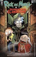 Rick and Morty vs. Dungeons and Dragons (2018 IDW) 3A