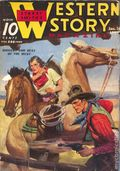 Western Story Magazine (1919-1949 Street & Smith) Pulp 1st Series Vol. 153 #4