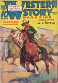 Western Story Magazine (1919-1949 Street & Smith) Pulp 1st Series Vol. 155 #2