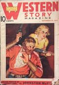 Western Story Magazine (1919-1949 Street & Smith) Pulp 1st Series Vol. 159 #4