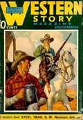 Western Story Magazine (1919-1949 Street & Smith) Pulp 1st Series Vol. 161 #1