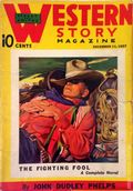 Western Story Magazine (1919-1949 Street & Smith) Pulp 1st Series Vol. 161 #3