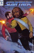 Star Trek The Next Generation Terra Incognita (2018 IDW) 5A