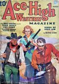 Ace-High Western Magazine (1936-1937 Popular Publications) Vol. 1 #1