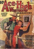 Ace-High Western Magazine (1936-1937 Popular Publications) Vol. 1 #4
