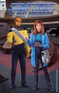 Star Trek The Next Generation Terra Incognita (2018 IDW) 5B
