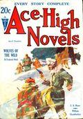 Ace-High Novels (1932 Clayton) Pulp Vol. 1 #1