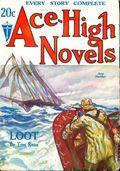 Ace-High Novels (1932 Clayton) Pulp Vol. 1 #3