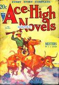Ace-High Novels (1932 Clayton) Pulp Vol. 2 #1