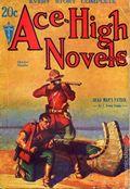Ace-High Novels (1932 Clayton) Pulp Vol. 3 #1