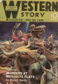 Western Story Magazine (1919-1949 Street & Smith) Pulp 1st Series Vol. 179 #1