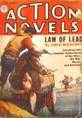 Action Novels (1928-1939 Fiction House) Pulp Vol. 2 #1