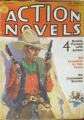 Action Novels (1928-1939 Fiction House) Pulp Vol. 2 #6