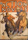 Action Novels (1928-1939 Fiction House) Pulp Vol. 3 #1