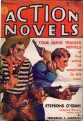 Action Novels (1928-1939 Fiction House) Pulp Vol. 3 #2