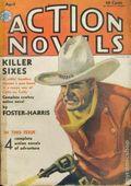 Action Novels (1928-1939 Fiction House) Pulp Vol. 3 #3
