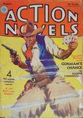 Action Novels (1928-1939 Fiction House) Pulp Vol. 3 #5