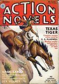 Action Novels (1928-1939 Fiction House) Pulp Vol. 3 #6