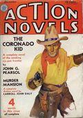 Action Novels (1928-1939 Fiction House) Pulp Vol. 3 #7