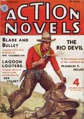 Action Novels (1928-1939 Fiction House) Pulp Vol. 3 #8