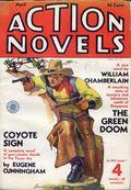 Action Novels (1928-1939 Fiction House) Pulp Vol. 4 #3