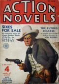 Action Novels (1928-1939 Fiction House) Pulp Vol. 4 #4