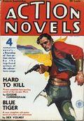 Action Novels (1928-1939 Fiction House) Pulp Vol. 4 #5